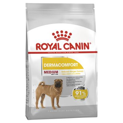 Royal Canin Dermacomfort Medium Adult Dry Dog Food 10kg