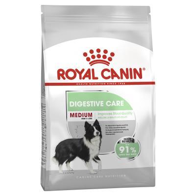 Royal Canin Digestive Care Medium Adult Dry Dog Food 3kg