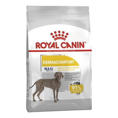 Royal Canin Dermacomfort Maxi Adult Dry Dog Food 10kg