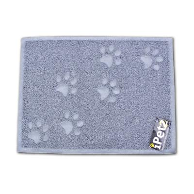 iPetz Anti-Tracking Pet Bowl And Litter Mat For Cats And Dogs 30x40cm