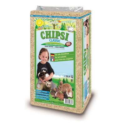 Chipsi Classic Softwood Bedding Litter For Small Animals 12.5kg