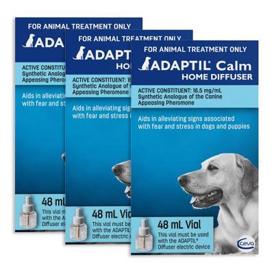 Adaptil Calm Diffuser Refill For Dogs 48ml x 3