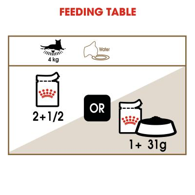 Royal Canin Ageing In Jelly 12+ Years Mature/Senior Pouches Wet Cat Food 85g x 12