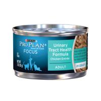 Pro Plan Urinary Tract Health Chicken Adult Canned Wet Cat Food 85gm x 24