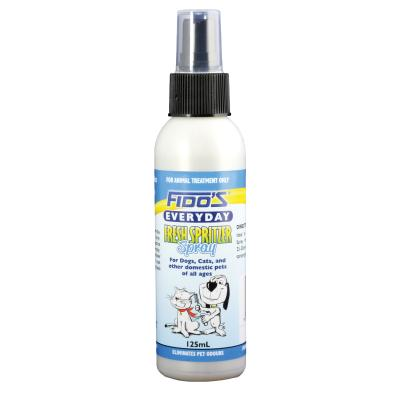Fidos Everyday Spritzer Cologne Perfume Spray For Dogs And Cats 125ml