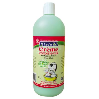 Fidos Creme Conditioner For Dogs And Cats 1L