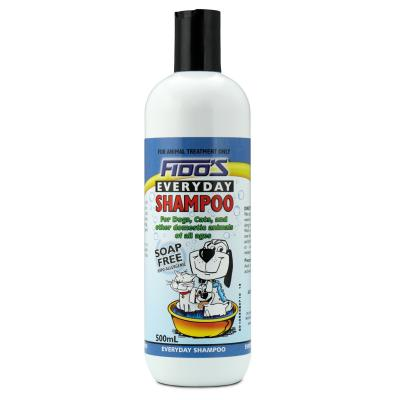 Fidos Everyday Shampoo For Dogs And Cats 500ml