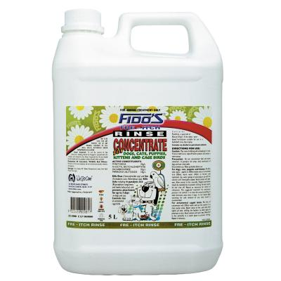 Fidos Fre - Itch Rinse Concentrate For Dogs And Cats 5L
