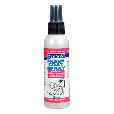 Fidos Fresh Coat Spray For Dogs And Cats 125ml
