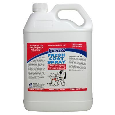 Fidos Fresh Coat Spray Deodoriser 5L Refill