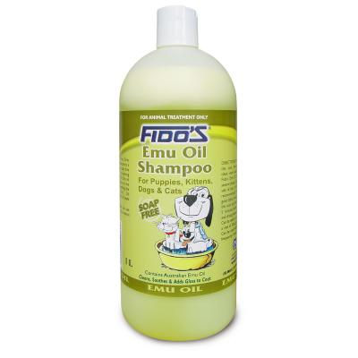 Fidos Shampoo Emu Oil For Dogs And Cats 1L