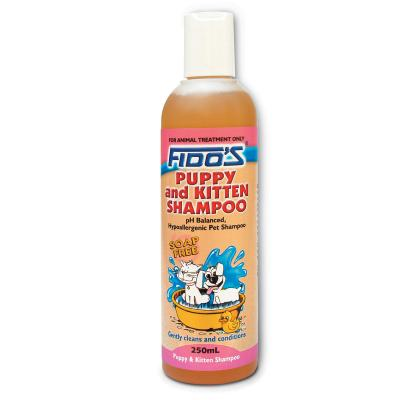 Fidos Shampoo For Puppy And Kitten 250ml
