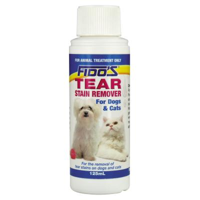 Fidos Tear Stain Remover 125ml