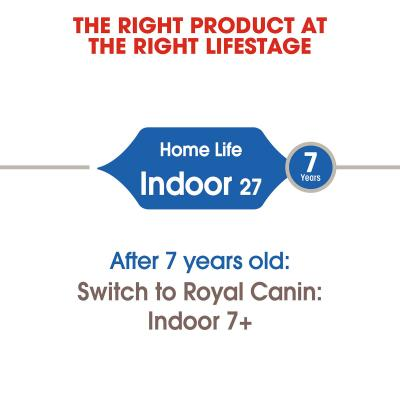 Royal Canin Indoor Adult Dry Cat Food 10kg