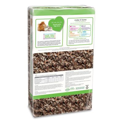 Carefresh Complete Natural Bedding Litter For Small Animals 12.5L Expands To 30L