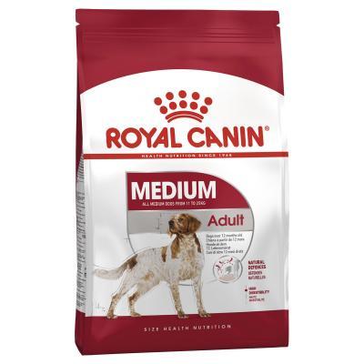 Royal Canin Medium Adult Dry Dog Food 4kg