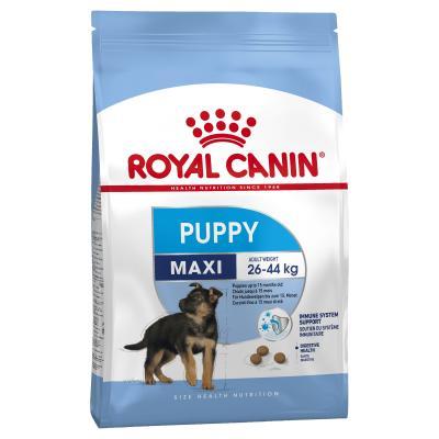 Royal Canin Maxi Puppy/Junior Dry Dog Food 4kg