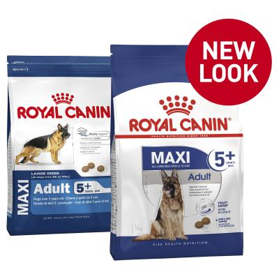 Royal Canin Maxi Adult 5+ Years Dry Dog Food 15kg