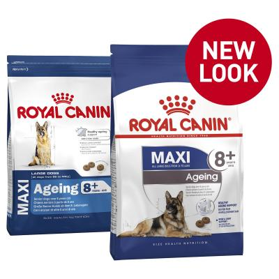 Royal Canin Maxi Ageing 8+ Years Mature/Senior Dry Dog Food 15kg