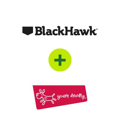 Black Hawk Food Plus Yours Droolly Treats For Dogs