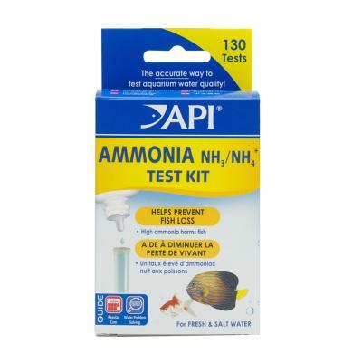 API Ammonia Test Kit For Fish Aquarium
