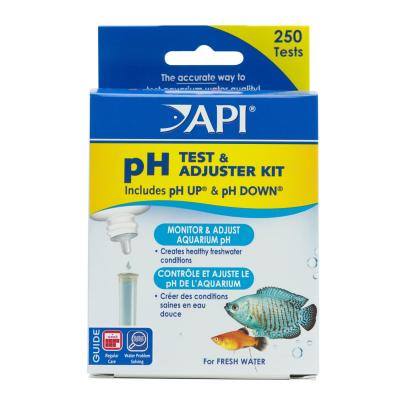 API pH Test And Adjuster Kit For Freshwater Fish Aquarium