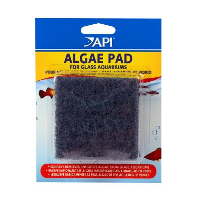 API Hand Held Algae Pad For Glass Fish Aquarium