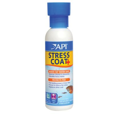 API Stress Coat For Fish Aquarium 118ml