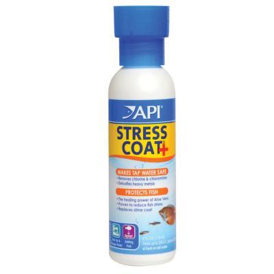API Stress Coat For Fish Aquarium 118ml