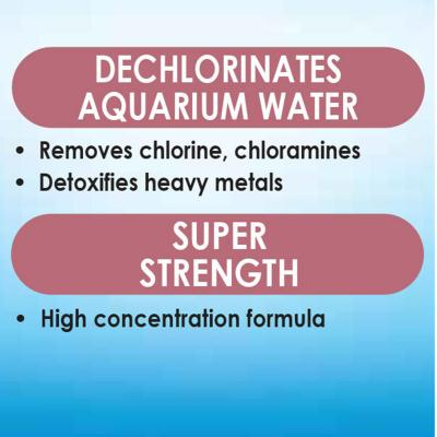API Tap Water Conditioner For Fish Aquarium 118ml