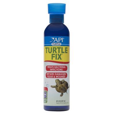 API Turtle Fix For Reptile And Frog Aquarium 237ml