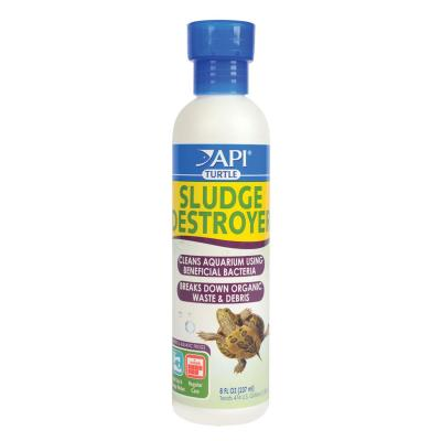 API Turtle Sludge Destroyer For Reptile Aquarium 237ml
