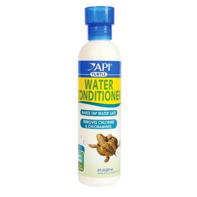 API Turtle Water Conditioner For Reptile And Frog Aquarium 237ml