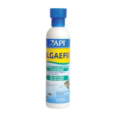 API Algaefix For Fish Aquarium 237ml
