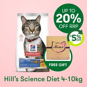 Hills Science Diet Free Minx