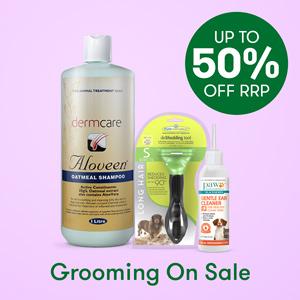 Grooming Sale