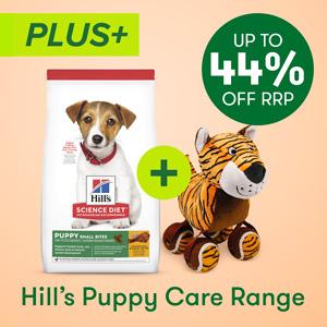 Hills Puppy Care Range