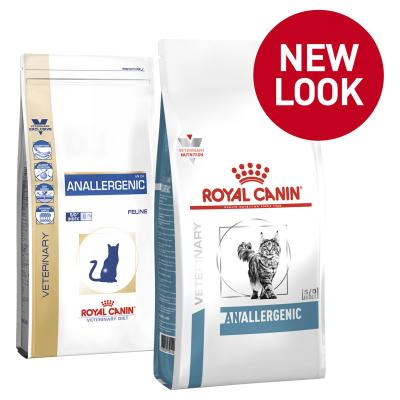 Royal Canin Veterinary Diet Feline Anallergenic Dry Cat Food 4kg   23855