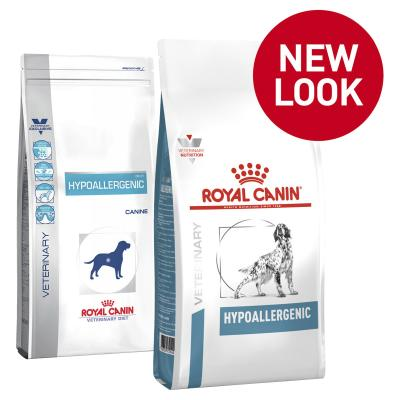 Royal Canin Veterinary Diet Canine Hypoallergenic For Dog 7kg Dry (63280)