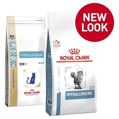 Royal Canin Veterinary Diet Feline Hypoallergenic Dry Cat Food 2.5kg (63242)