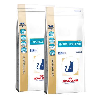 Royal Canin Veterinary Diet Feline Hypoallergenic Dry Cat Food 9kg (63335)