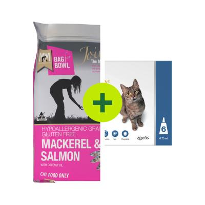 Meals For Meows MfM Food Plus Revolution For Cats
