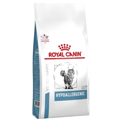 Royal Canin Veterinary Diet Feline Hypoallergenic Dry Cat Food 4.5kg (63335)