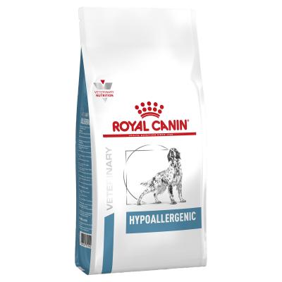 Royal Canin Veterinary Diet Canine Hypoallergenic Dry Dog Food 14kg (63281)