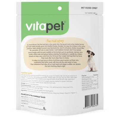 Vitapet Chicken Tenders Treats For Dogs 200gm
