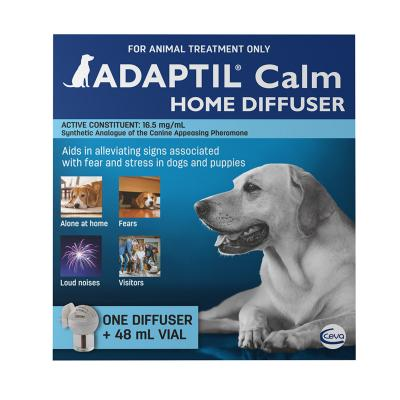 Adaptil Getting Started For Dogs Calm Home Diffuser Set With Refills 48ml x 2