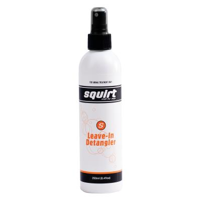 Squirt Grooming Detangler Leave In Spray For Dogs 250ml