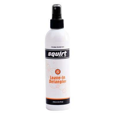 Squirt Grooming Detangler Leave In Spray For Dogs 250ml