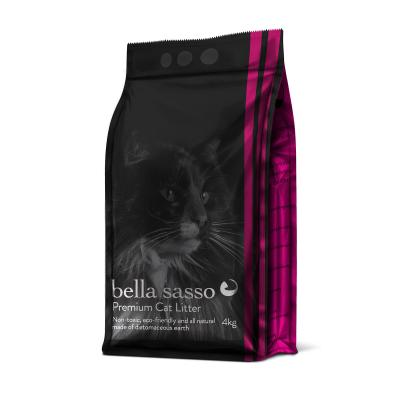 Bella Sasso Premium Natural Litter For Cats 4kg