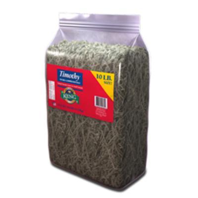 Alfalfa King Timothy Hay For Small Animals 4.5kg